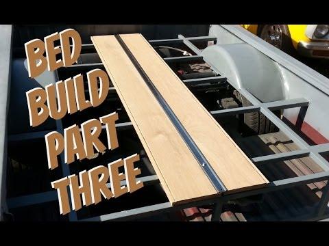 Bagged Nissan Hardbody//Bed Build Prt.3