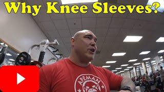 Why Knee Sleeves?