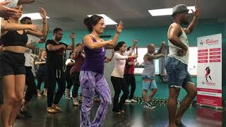Workshop Introduction to Traditional Dominican Bachata Part 2