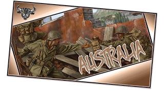 Hearts Of Iron 4 Австралия 12 Прорыв
