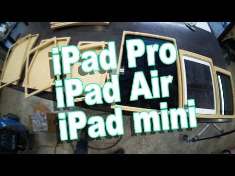 ALL SIZES! -  IPad Dash Kits