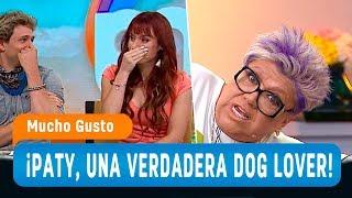 """Paty Maldonado y las """"conversaciones"""" con sus mascotas - Mucho Gusto 2019"""
