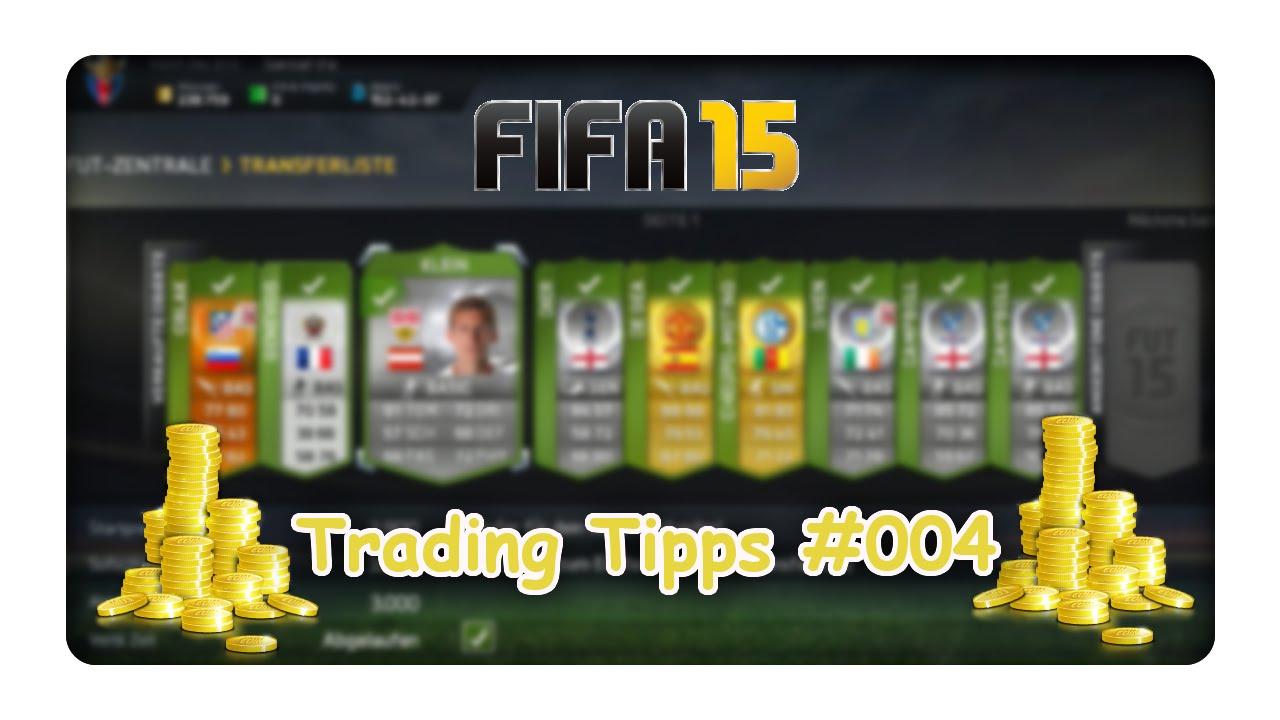 Fifa 15 Trading Tipps 004 Deutschhd Münzen Machen Mit Gold