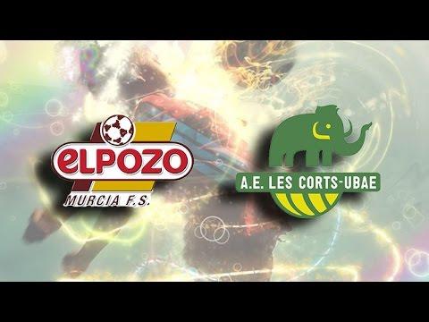 El Pozo Murcia vs. Ae Les Corts Ubae