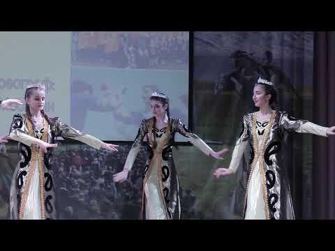 Лиана Сафарян и ансамбль НАРЕК-армянский  танец Узундара г.Краснодар