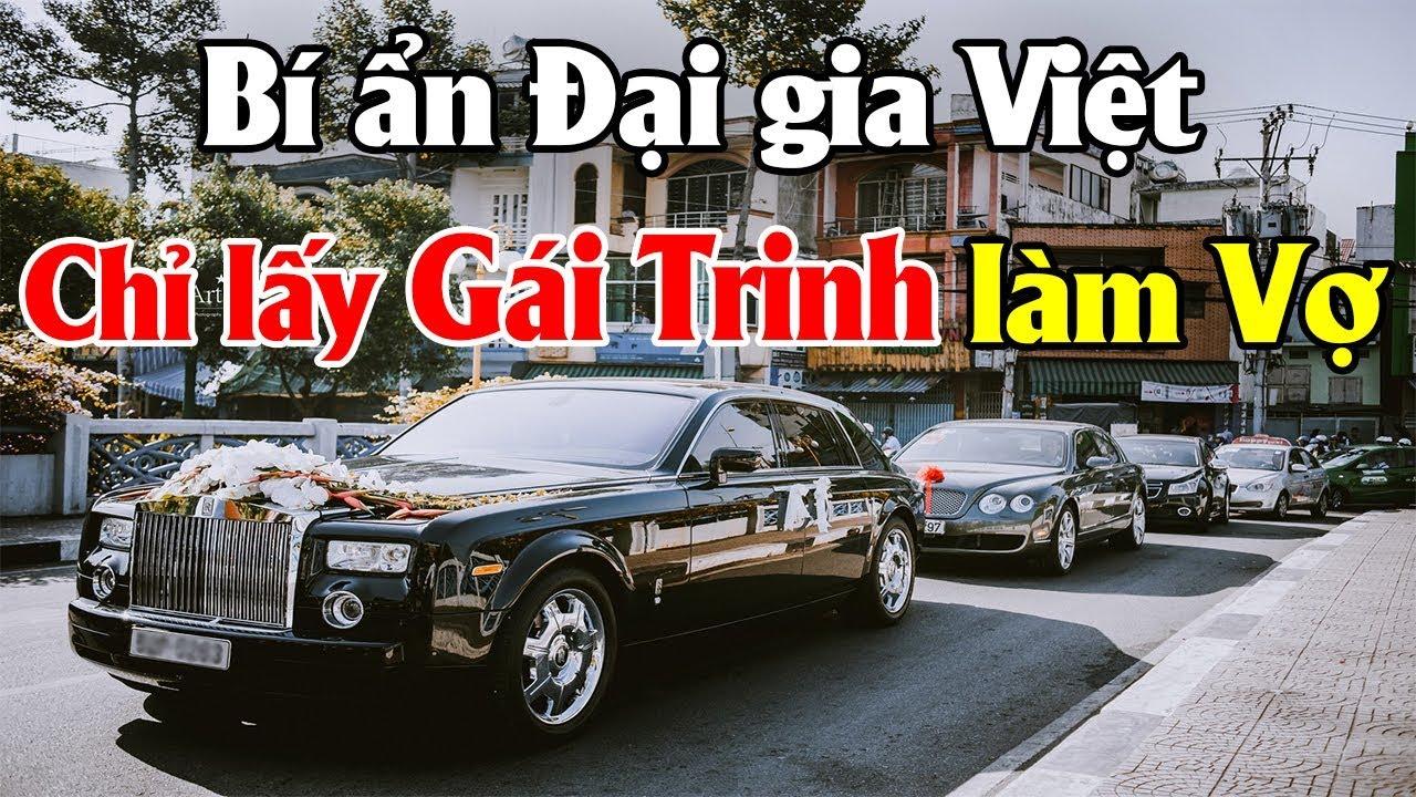 Bí ẩn Đại gia Việt