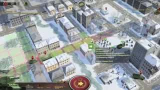 Battle Academy 2: Eastern Front Let`s Play Gameplay