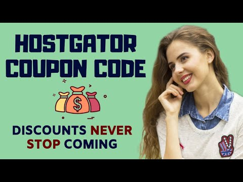 Hostgator Coupon Code [2020 NEW]: Easy Discount Off Your Purchase!