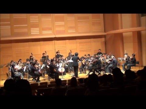 Sibelius:Cassazione Op.6 (Full-Orchestra ver. Japan Premiere)