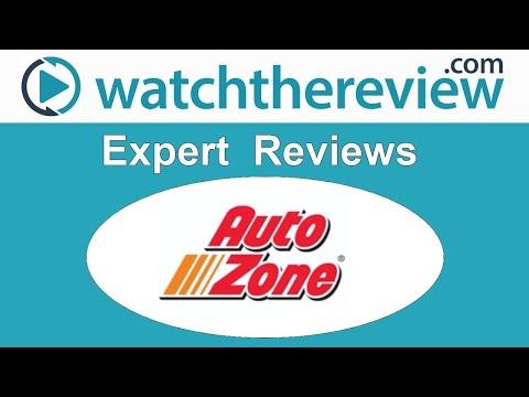 Autozone Online Review - Online Auto Parts