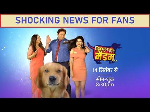"😱😱 Shocking News of Star Bharat Show ""Excuse Me Madam""  Fans   Nyra Banerjee & Rajesh Kumar ."