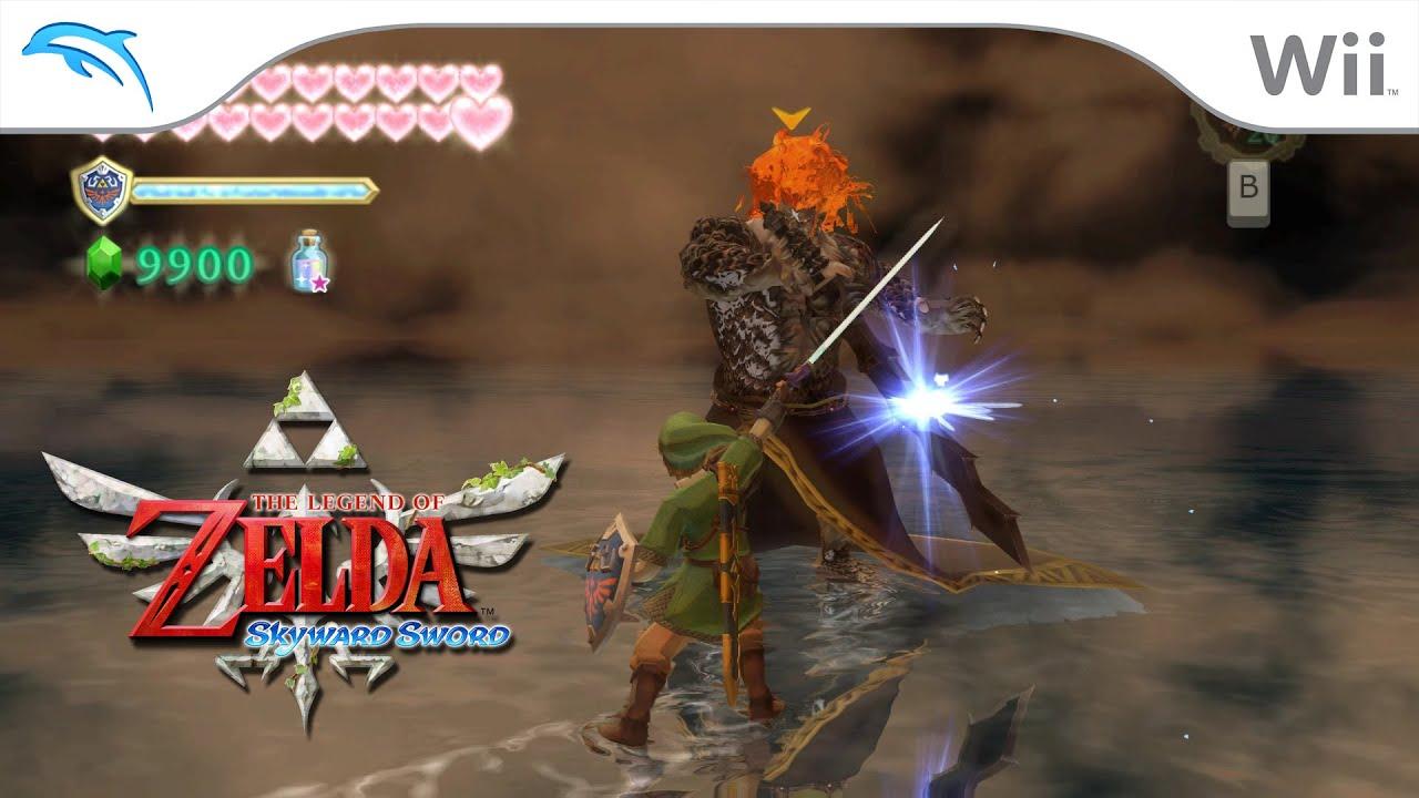 The Legend of Zelda: Skyward Sword (HD Texture Pack)   Dolphin Emulator 5.0-12219   Nintendo Wii