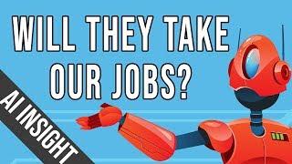 Wird Künstliche Intelligenz Nehmen unsere Arbeitsplätze? (Teil 1) - AI EINBLICK Ep4