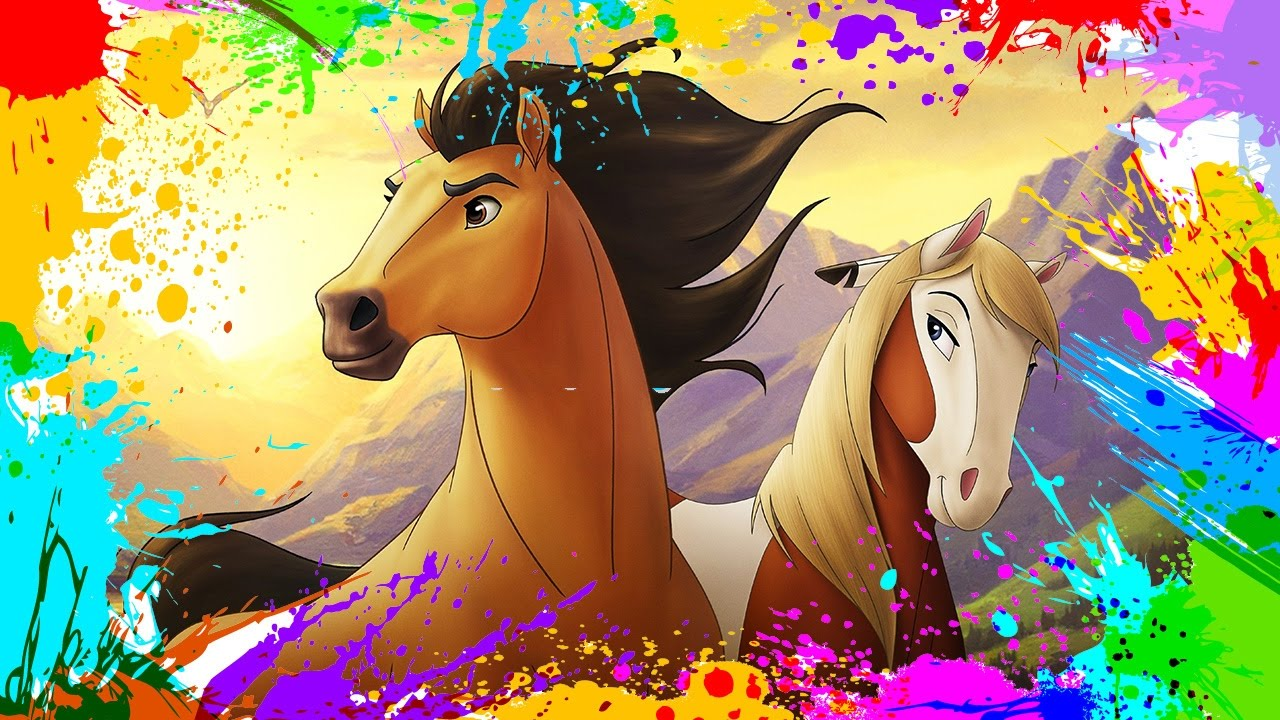 paint spirit stallion of the cimarron # 0