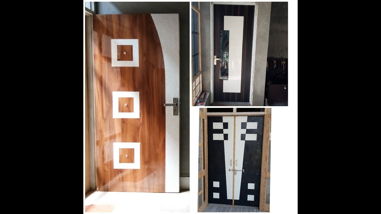 letest mica door design#1#by Wood working idea HD - YouTube on