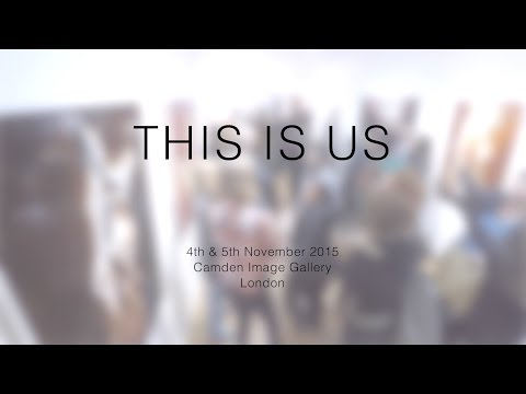 This is Us - Art Exhibition by Adelaide Damoah. Camden Image Gallery, London