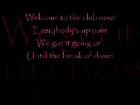 Manian - Welcome to the Club (Lyrics)
