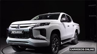2019 Mitsubishi Trition L200 Global Launch Ceremony and Test Drive
