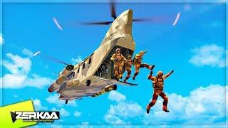 MOST SKILLED GTA 5 BATTLEGROUNDS TEAM! (GTA 5)