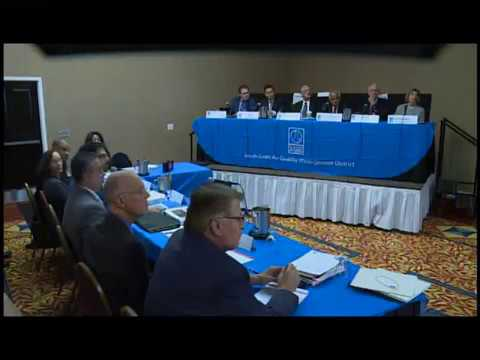 South Coast Air Quality Management District Refinery Committee 01/20/2018 part 1