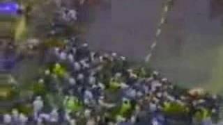 Interlagos 1991 - 3 utimas voltas, volta da vitoria e Podium