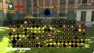 LEGO Marvel Super Heroes - Guardians of the Galaxy - Achievement / Trophy