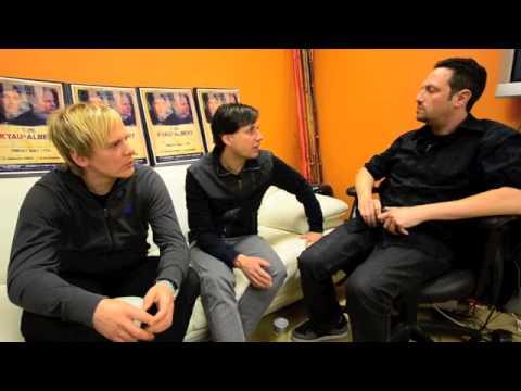 EDMNYC's Interview with Kyau and Albert - Rumor Philadelphia - 5/17/13
