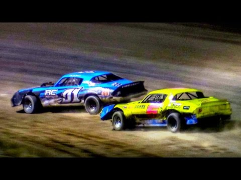 Pure Stock Main At Central Arizona Speedway October 29th 2016