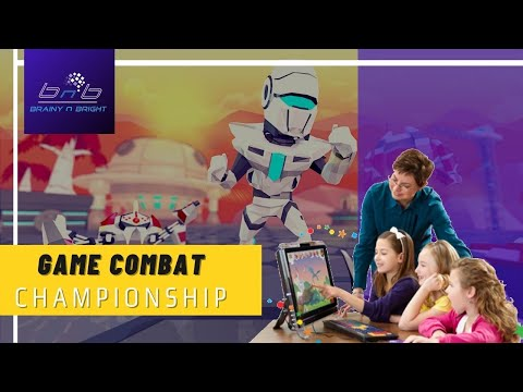 GAME COMBAT CHAMPIONSHIP for Kids | Brainy n Bright
