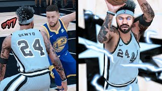 SCORING 100 POINTS! BACK to BACK! Steph Curry's WORST Nightmare! NBA 2k18 MyCAREER Ep. 97