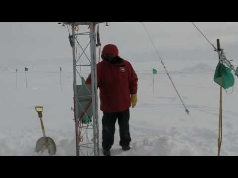 Antarctic trip 2012-2013: SouthPole Station sys4 test 5EBox Works