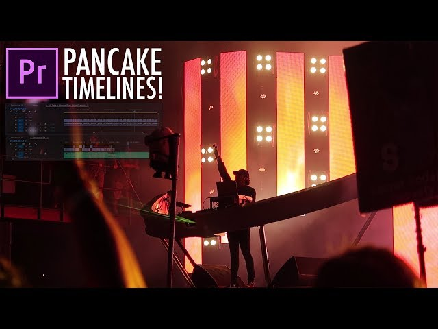 This Technique will CHANGE the way you EDIT! (How to use Pancake Timelines) (Premiere Pro CC 2017)