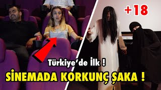Video SİNEMADA KORKUTMA ŞAKASI YAPARAK İNSANLARI TROLLEDİM ! (Türkiye'de İlk) download MP3, 3GP, MP4, WEBM, AVI, FLV November 2018
