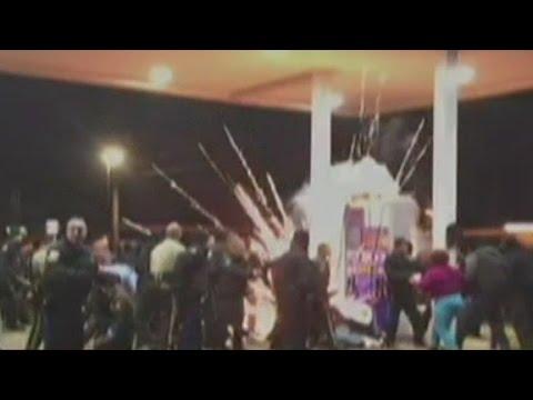 Cops: Officer fatally shot armed man near Ferguson