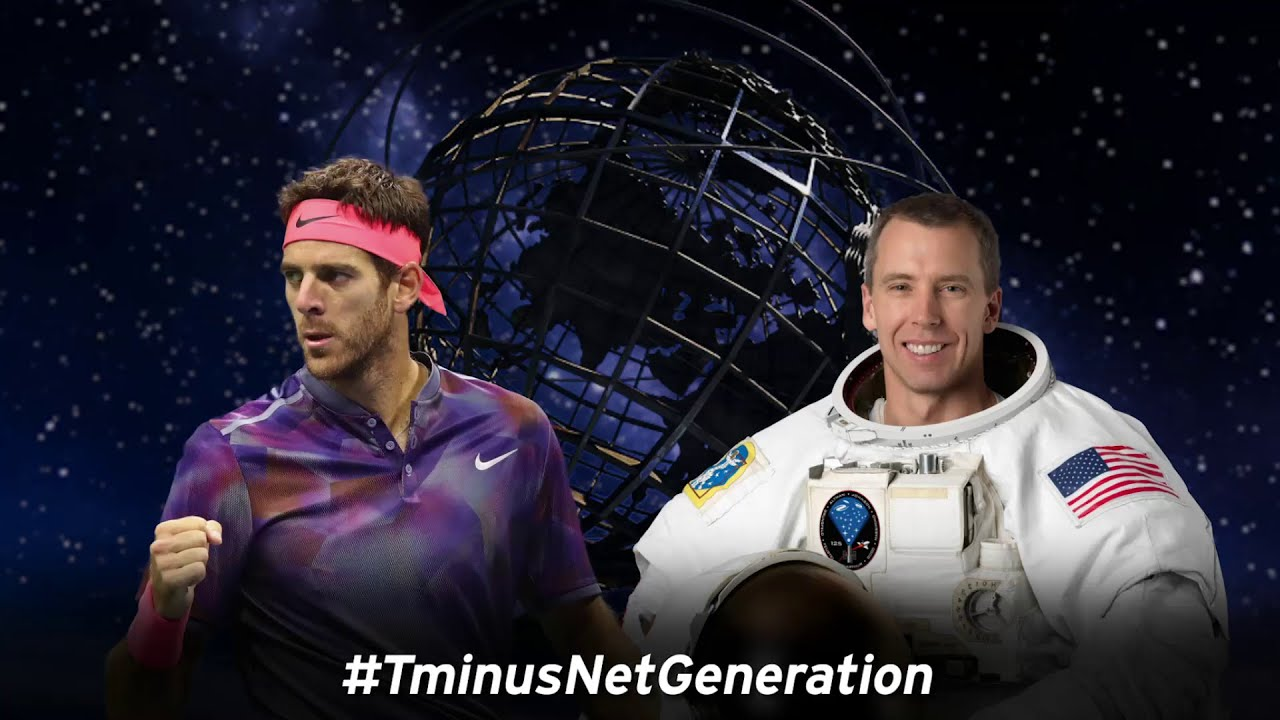 Astronauts Will Play the First-Ever Tennis Match in Space Tonight! Watch It Live