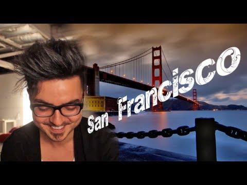 I'm in San Francisco.... again!
