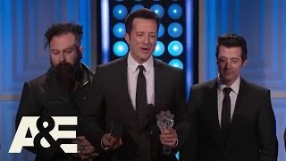 """Face Off"" Wins Best Reality Competition Series - 2015 Critics' Choice TV Awards 