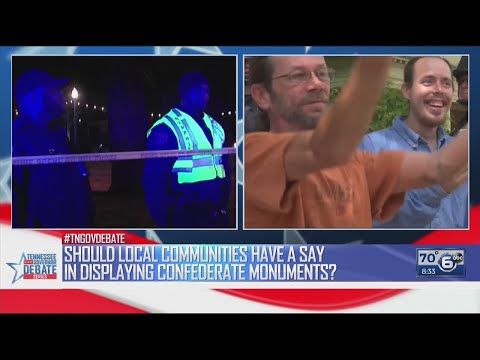 Should local communities have a say in displaying Confederate monuments?