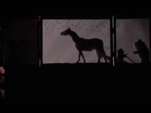 Театр теней Ёжик в тумане