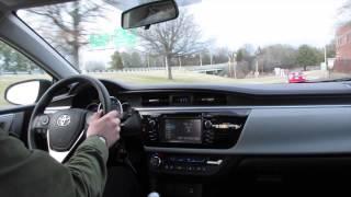 2014 Toyota Corolla LE Test Drive