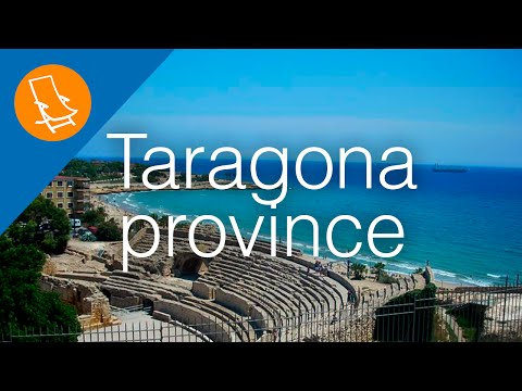 Tarragona Province - A paradise at the Costa Dorada