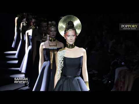 SARRAN | Elle Fashion Week FW2017 | VDO BY POPPORY