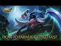 Mobile Legends: How to Farm, Get Gold and Become Fed Fast