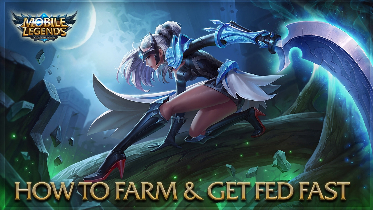 Alucard Child Of The Fall Wallpaper Mobile Legends How To Farm Get Gold And Become Fed Fast