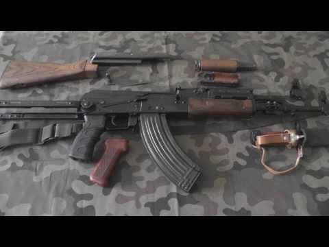 AK-47 i AKM - ogólne różnice (czyt. opis).