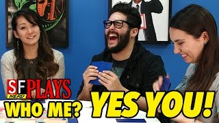 SourceFed Plays: Who Me? Yes You!