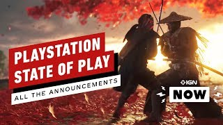 Everything PlayStation Announced in Today's State of Play - IGN Now