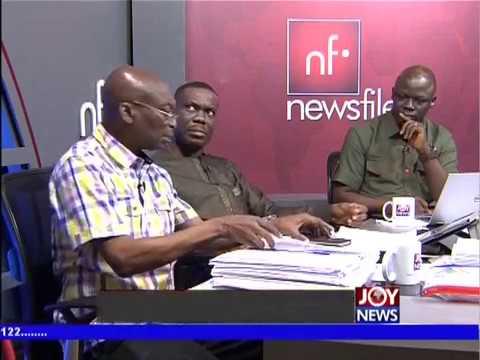 Tramadol Abuse - Newsfile on JoyNews (28-4-18)