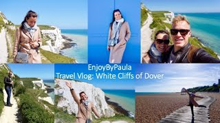 Travel Vlog: White Cliffs of Dover