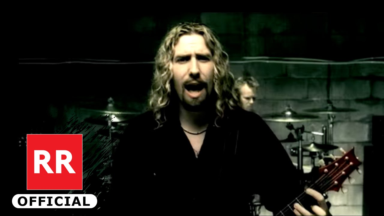 Nickelback How You Remind Me Music Video Youtube